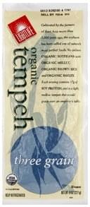 Lightlife Tempeh Organic, Three Grain