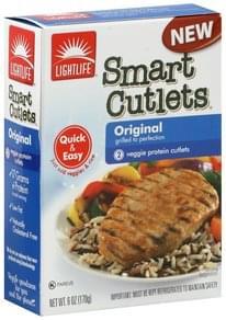 Lightlife Veggie Protein Cutlets Original