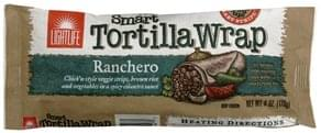 Lightlife Tortilla Wrap Ranchero
