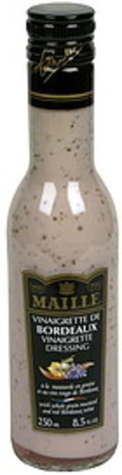 Maille Vinaigrette Dressing Vinaigrette Bordeaux