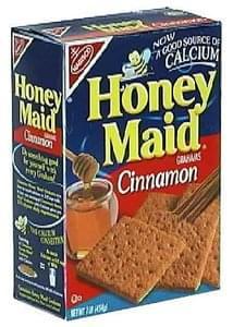 Honey Maid Cinnamon Grahams