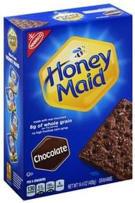Honey Maid Grahams Chocolate