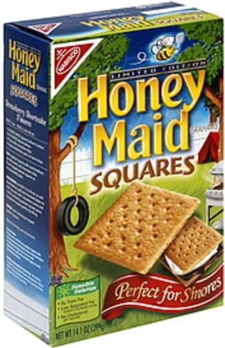 Honey Maid Squares Graham Crackers - 14.1 oz