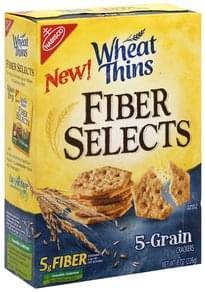 Wheat Thins Crackers 5-Grain