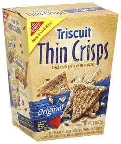 Triscuit Crackers Original