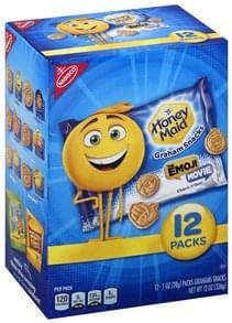 Honey Maid Graham Snacks 12 Packs