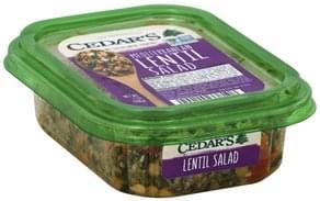 Cedars Lentil Salad Mediterranean