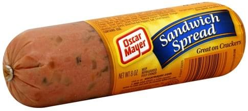 Oscar Mayer Sandwich Spread - 8 oz
