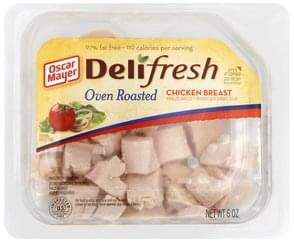Oscar Mayer Chicken Breast Oven Roasted