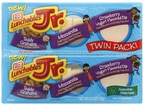 Lunchables Snack Combinations Twin Pack