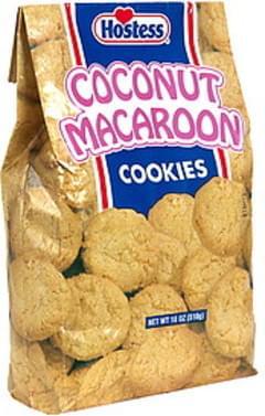 Hostess Coconut Macaroon Cookies