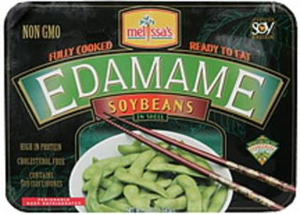 Edamame Soybeans in Shell