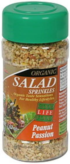 Melissas Salad Sprinkles Organic, Peanut Passion