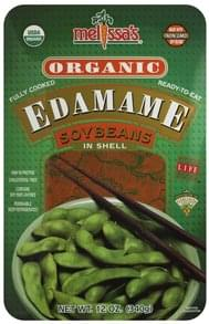 Melissas Edamame Organic, Soybeans in Shell