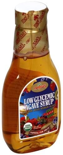 Melissas Low Glycemic Agave Syrup - 11.6 oz