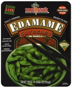 Melissas Edamame in Shell
