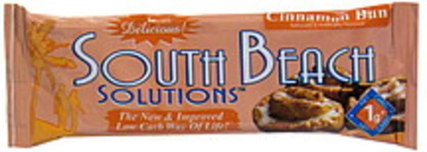 South Beach Bar Cinnamon Bun