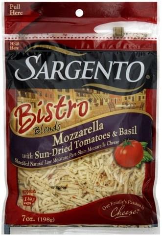 Sun-Dried Tomatoes & Basil Cheese