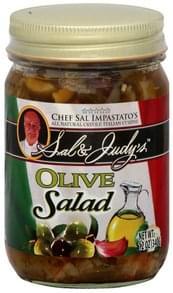 Sal & Judys Olive Salad