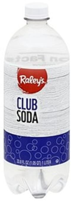 Raleys Club Soda