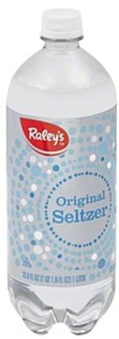 Raleys Seltzer Original
