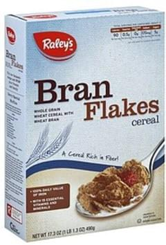 Raleys Cereal Bran Flakes