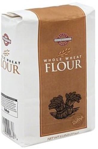 Raleys Whole Wheat Flour - 5 lb
