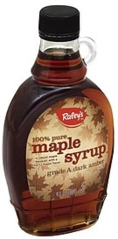 Raleys Maple Syrup 100% Pure