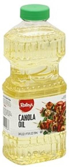 Raleys Canola Oil