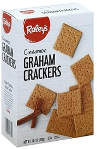 Raleys Cinnamon Graham Crackers - 14.4 oz