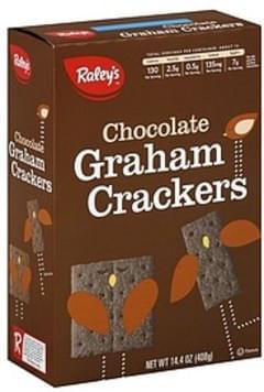Raleys Graham Crackers Chocolate