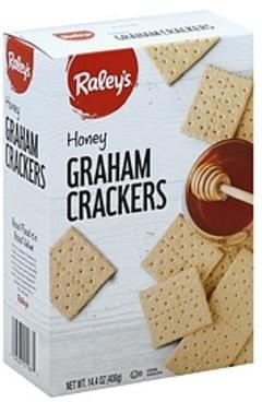 Raleys Graham Crackers Honey