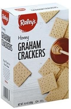 Raleys Graham Crackers Honey