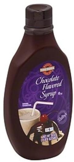 Raleys Chocolate Flavored Syrup