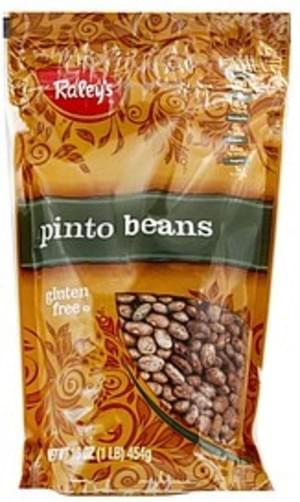 Raleys Pinto Beans - 16 oz