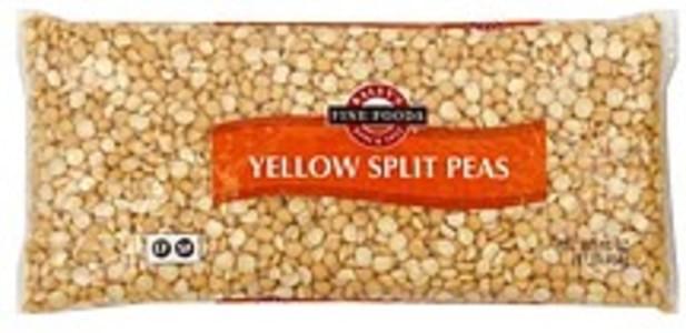 Raleys Split Peas Yellow