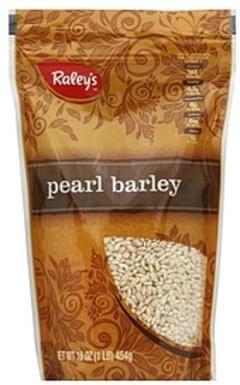 Raleys Pearl Barley