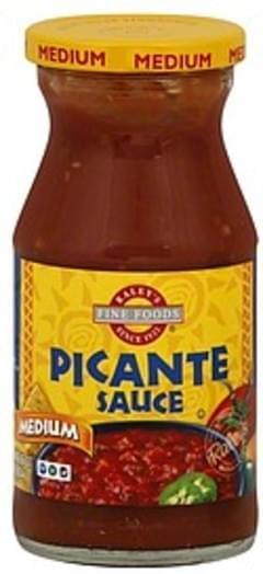 Raleys Picante Sauce Medium