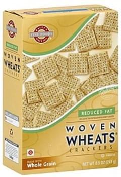 Raleys Crackers Women Wheats, Reduced Fat