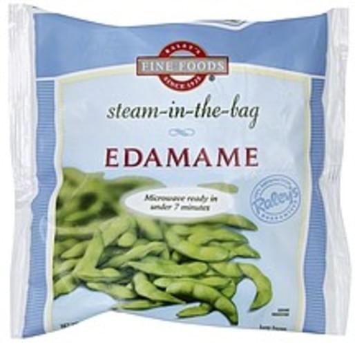 Raleys Steam-in-the-Bag Edamame - 12 oz