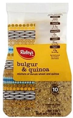 Raleys Bulgur & Quinoa