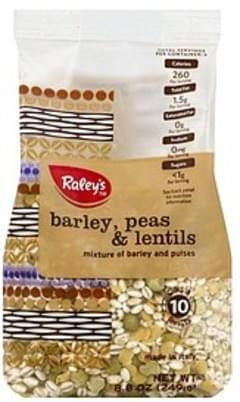 Raleys Barley, Peas & Lentils