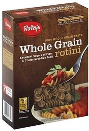 Raleys Whole Grain Rotini - 13.25 oz