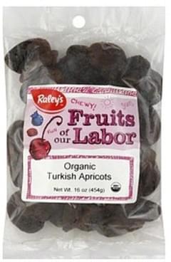 Raleys Apricots Organic, Turkish