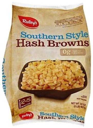 Raleys Southern Style Hash Browns - 32 oz