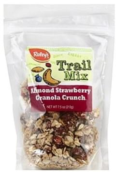 Raleys Trail Mix Almond Strawberry Granola Crunch