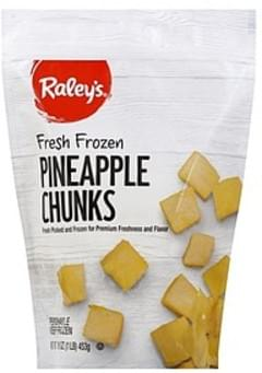 Raleys Pineapple Chunks