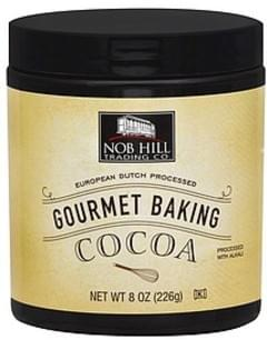 Nob Hill Cocoa Gourmet Baking