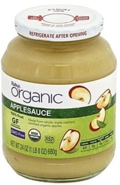 Raleys Applesauce
