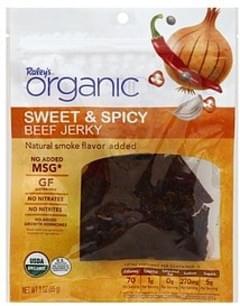Raleys Beef Jerky Sweet & Spicy